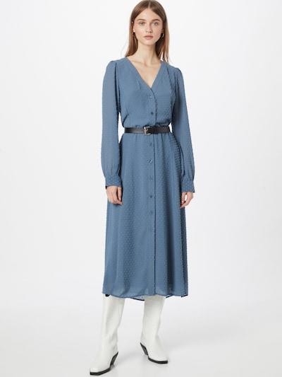 MICHAEL Michael Kors Kleid 'KATE' in taubenblau, Modelansicht