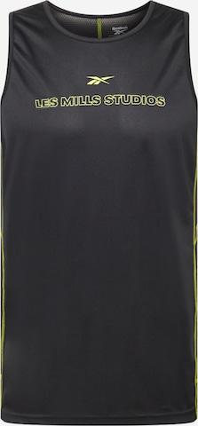 Tricou funcțional de la Reebok Sport pe negru