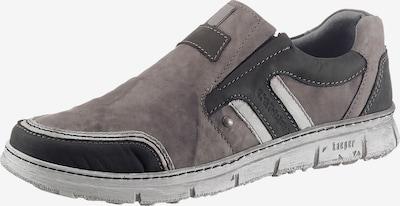 KACPER Slipper in grau / schwarz, Produktansicht