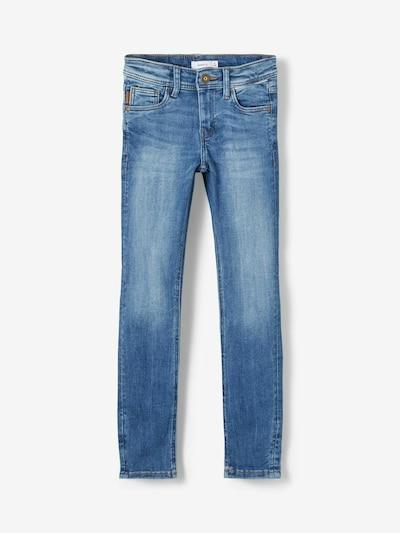 Jeans 'THEO' NAME IT pe albastru denim, Vizualizare produs