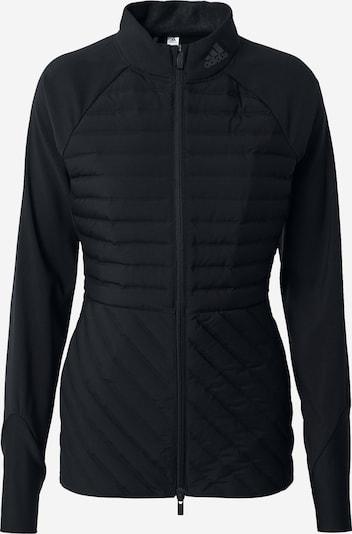 adidas Golf Veste de sport en noir, Vue avec produit