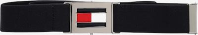 TOMMY HILFIGER Gürtel in navy / rot / weiß, Produktansicht
