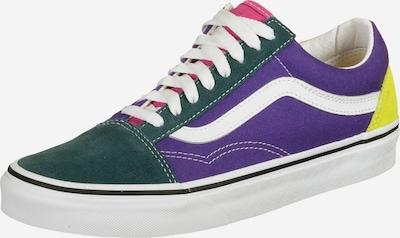 VANS Sneaker 'Old Skool' in mischfarben: Frontalansicht