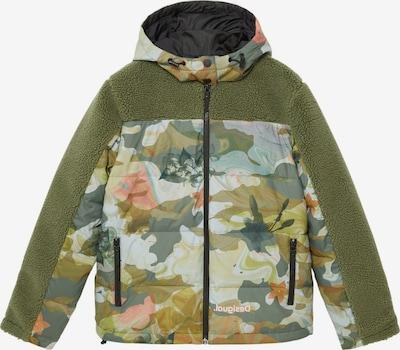 Desigual Between-Season Jacket 'HANNA' in Olive / Mixed colors, Item view