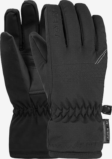 REUSCH Fingerhandschuhe 'Marlena R-TEX® XT Junior' in schwarz, Produktansicht