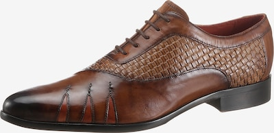 MELVIN & HAMILTON Schuh 'Toni' in braun, Produktansicht