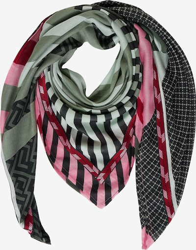STREET ONE Wrap in Green / Pink / Black, Item view