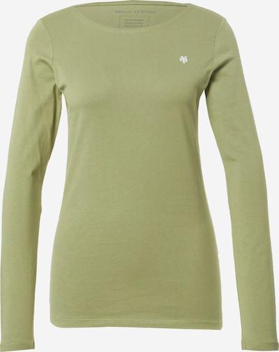 Marc O'Polo Shirt in de kleur Grasgroen, Productweergave