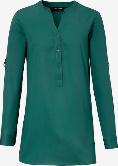 Aniston CASUAL Bluse in smaragd, Produktansicht