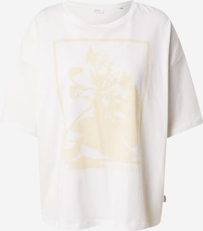 Marc O'Polo DENIM T-shirt i persika / vit, Produktvy