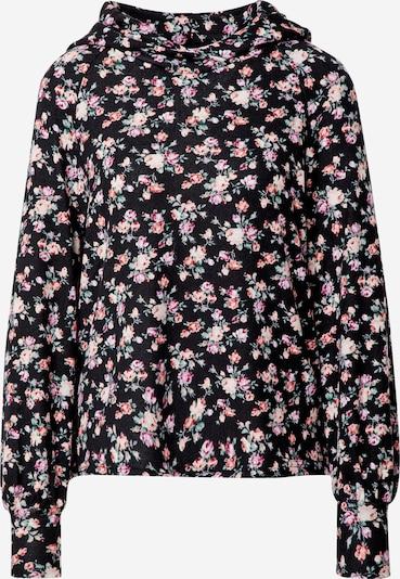 ONLY T-Krekls 'ELCOS EMMA' jauktu krāsu / melns, Preces skats