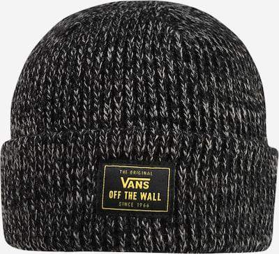 VANS Mütze 'BRUCKNER' in schwarzmeliert, Produktansicht