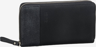 ZWEI Portemonnaie ' Eva ' in grau / schwarz, Produktansicht