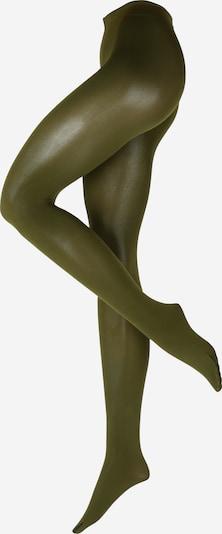 FALKE Collants en vert foncé, Vue avec produit