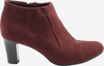 Graceland Dress Boots in 36 in Red