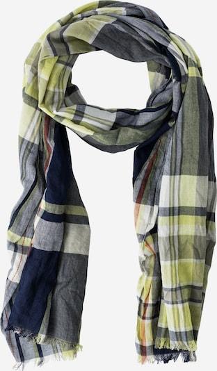 CAMEL ACTIVE Schal in blau / gelb / grau / grün / rot, Produktansicht