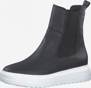 Tamaris GreenStep Chelsea Boots in Black