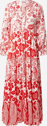 Grace Dress in Red / White, Item view