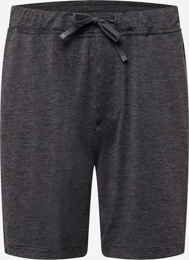 Pantaloni Abercrombie & Fitch pe gri închis, Vizualizare produs