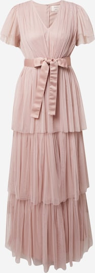 Rochie de seară Maya Deluxe pe roz pal, Vizualizare produs