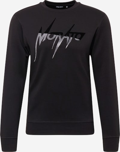 ANTONY MORATO Sweatshirt in Grey / Black, Item view