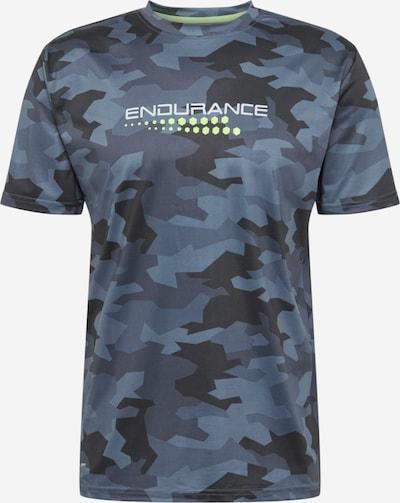 ENDURANCE Ikdienas krekls 'Corby' zils / kobaltzils / opālisks / pasteļzaļš, Preces skats