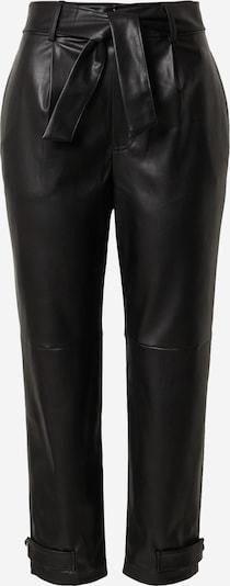 Pantaloni con pieghe ONE MORE STORY di colore nero, Visualizzazione prodotti