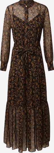 Ted Baker Kleid 'Lettii' in beige / rostbraun / gelb / schwarz, Produktansicht
