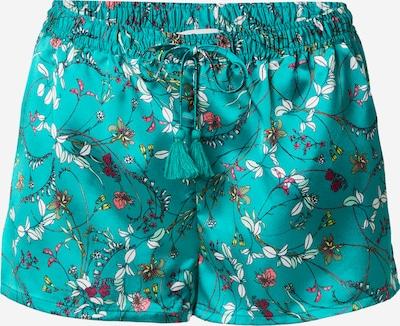 ETAM Spodnji del pižame 'SAFRAN' | žad / mešane barve barva, Prikaz izdelka