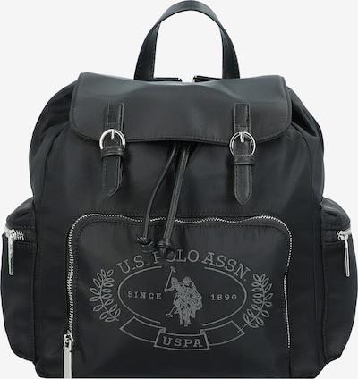 U.S. POLO ASSN. Rucksack in schwarz, Produktansicht