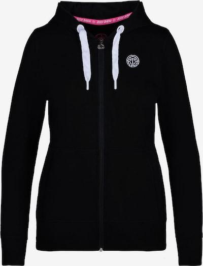 BIDI BADU Tennisjacke 'Moana' in schwarz, Produktansicht