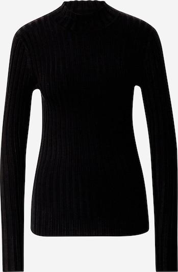 mbym Pullover 'Magen' in schwarz, Produktansicht