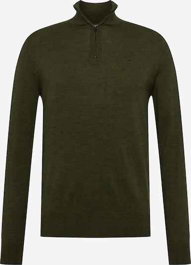 Calvin Klein Pullover in oliv, Produktansicht