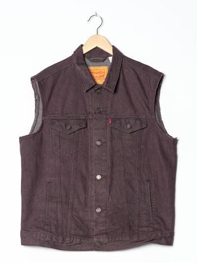 LEVI'S Jeansweste in XL in beere, Produktansicht