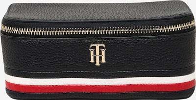 TOMMY HILFIGER Kozmetická taška - námornícka modrá / svetločervená / biela, Produkt