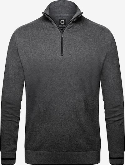 CODE-ZERO Pullover 'Maritime' in grau / dunkelgrau / graumeliert, Produktansicht