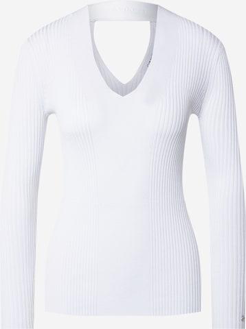 Calvin Klein Pullover in Weiß