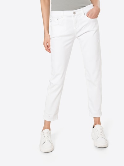 AG Jeans Jeans in white denim, Modelansicht