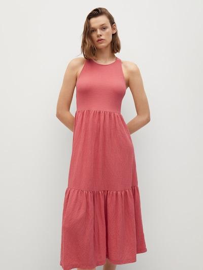 Rochie de vară 'CASIMIRA' MANGO pe corai, Vizualizare model