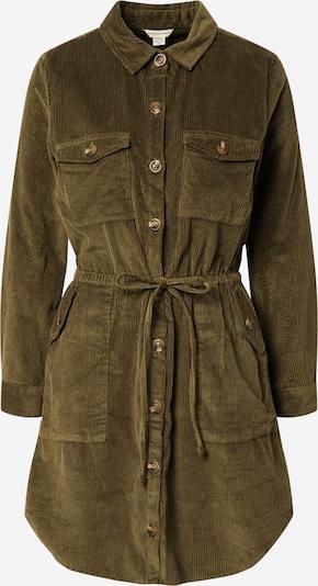 American Eagle Vestido camisero en oliva, Vista del producto