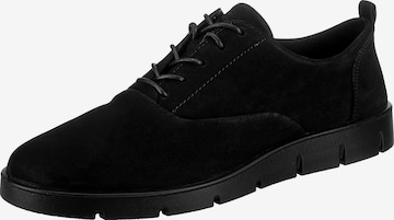 ECCO Lace-Up Shoes 'Bella' in Black