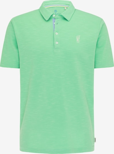 PIONEER T-Shirt en bleu clair / vert pastel, Vue avec produit