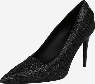Love Moschino Pumps in schwarz, Produktansicht
