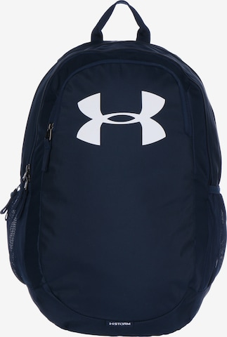 UNDER ARMOUR Sports Backpack 'Scrimmage 2.0' in Blue
