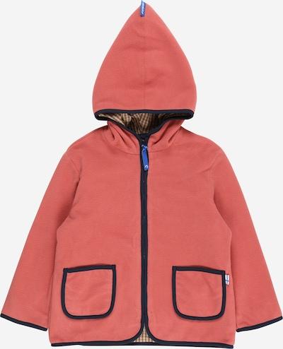 FINKID Fleece jas 'TONTTU' in de kleur Navy / Rosé, Productweergave