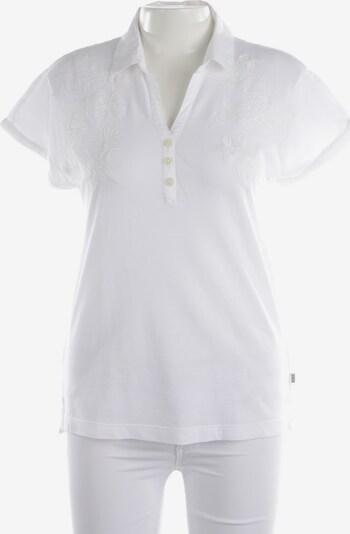 NAPAPIJRI Poloshirt in XS in weiß, Produktansicht