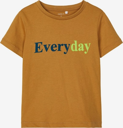 NAME IT T-Shirt in bronze, Produktansicht