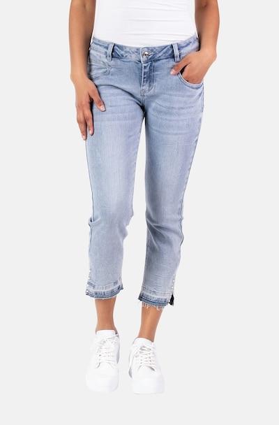 Blue Monkey Jeans ' Vivien' in Light blue, View model