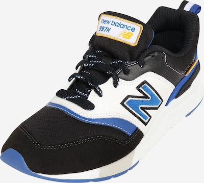 new balance Sneaker in blau / schwarz / weiß, Produktansicht
