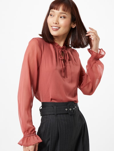 ONLY Blouse in melon, View model